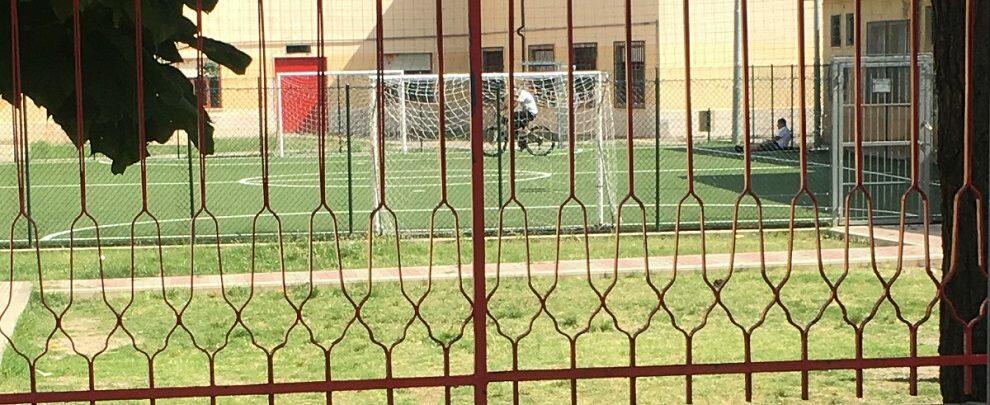 Gioiosa Ionica: campetto da calcio a 5 o pista ciclabile?