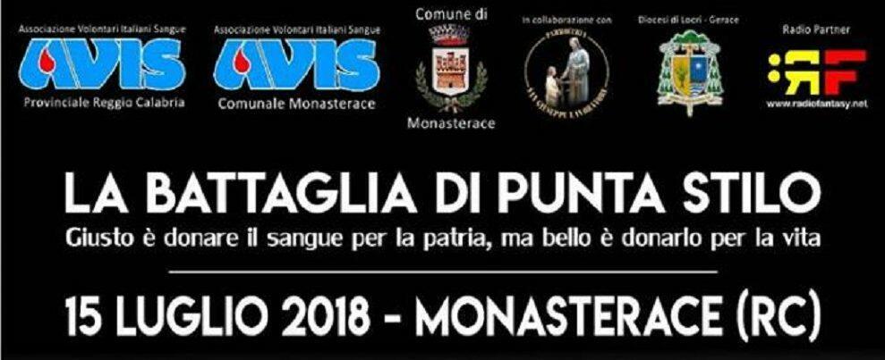 Monasterace, domenica la commemorazione della Battaglia di Punta Stilo