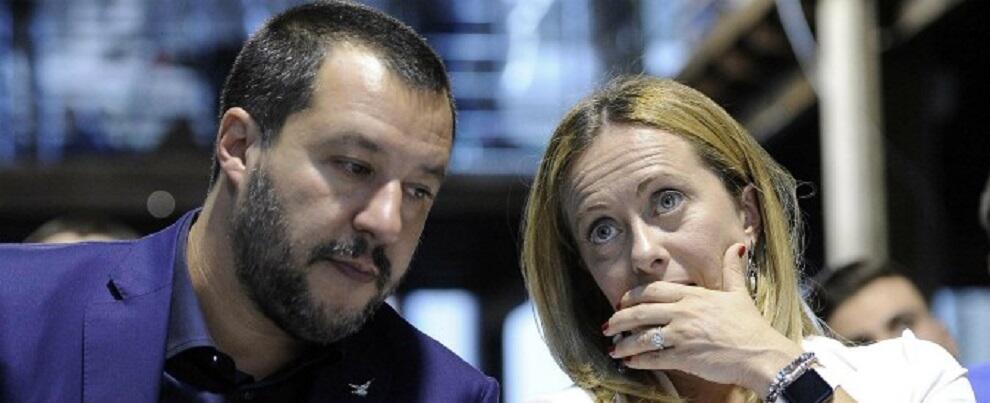Ci risiamo: Fratelli D'Italia e Lega in combutta con forze politiche impegnate a danneggiare gli interessi dell'Italia