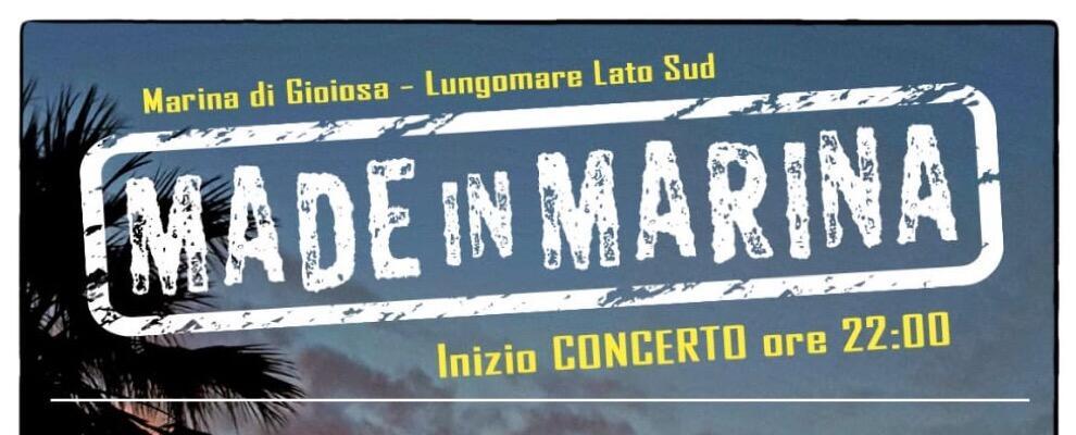 Marina di Gioiosa: domenica musica Made in Marina,  evento live con i musicisti della città jonica