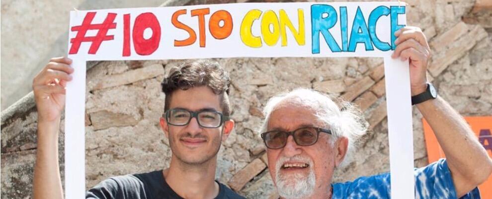 """Appello di padre Alex Zanotelli: """"Salviamo Riace!"""""""