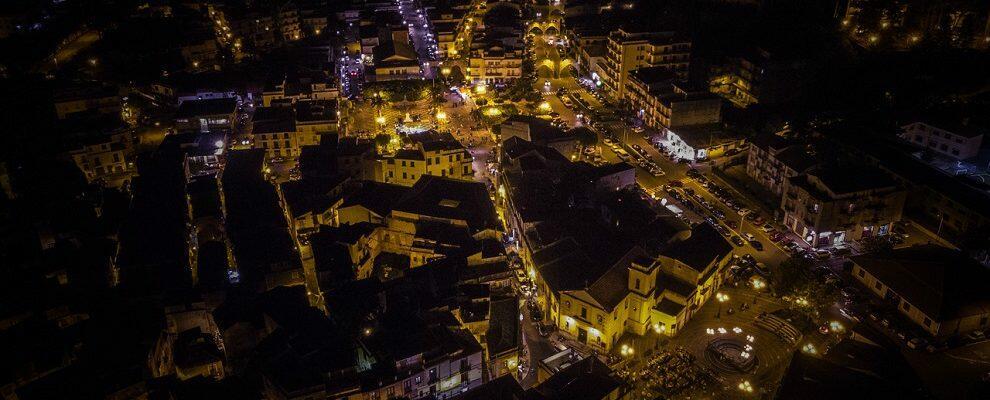 Foto del giorno: veduta aerea di Gioiosa Ionica