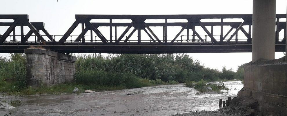 La pioggia fa temere per il ponte Allaro