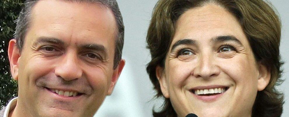 De Magistris e Ada Colau lanciano un appello di sostegno a Domenico Lucano