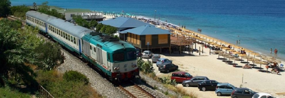 Al via i lavori per l'elettrificazione della ferrovia jonica