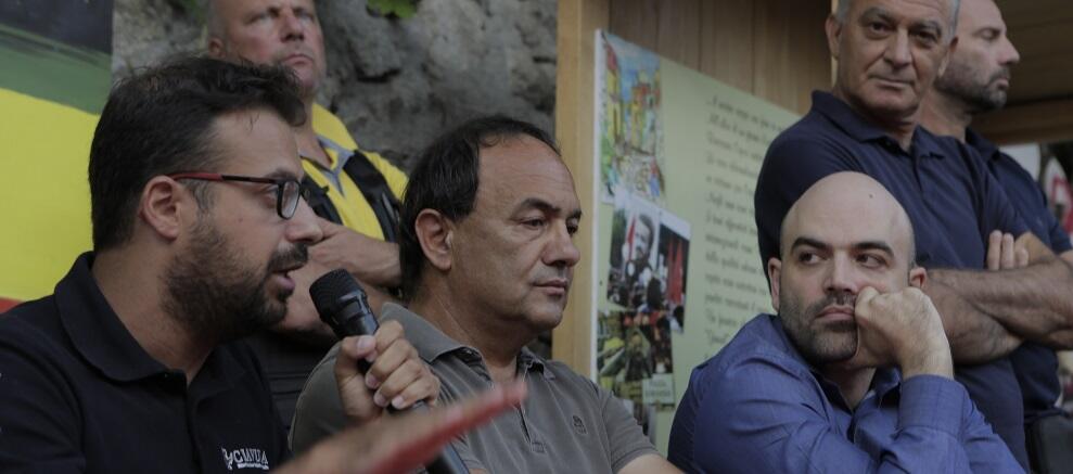 Riace: Giovanni Maiolo sbugiarda la giunta leghista – video
