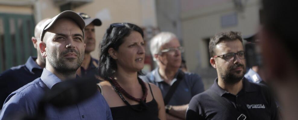 """Tiziana Barillà: """"L'ineleggibile sindaco di Riace faccia qualcosa di saggio, si dimetta"""""""