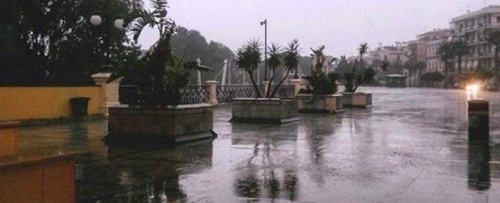 Ancora piogge in Calabria, lanciata una nuova allerta meteo