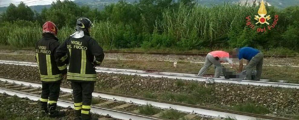 Tragico incidente ferroviario in Calabria, muore un giovane travolto da un treno