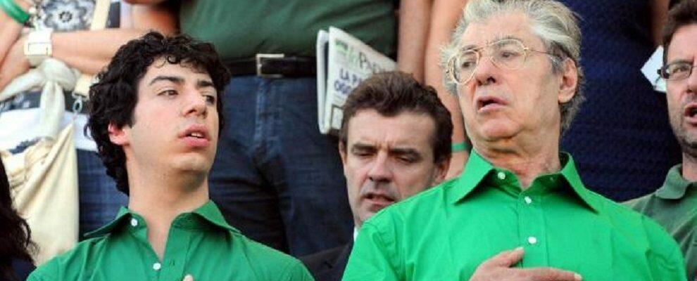 Dal Trota una frecciata a Salvini: i 49 milioni erano in cassa quando mio padre andò via