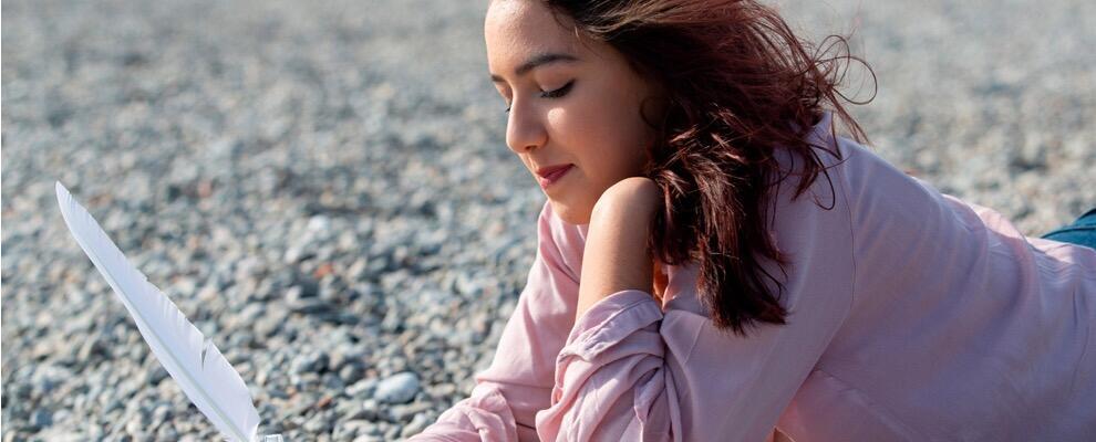 La giovane cantante cauloniese Ilenia Mazzà alle selezioni per l'Eurovision Song Contest