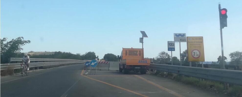 Ponte Allaro: incontro tra i sindaci della Locride e i vertici dell'Anas per fare il punto della situazione