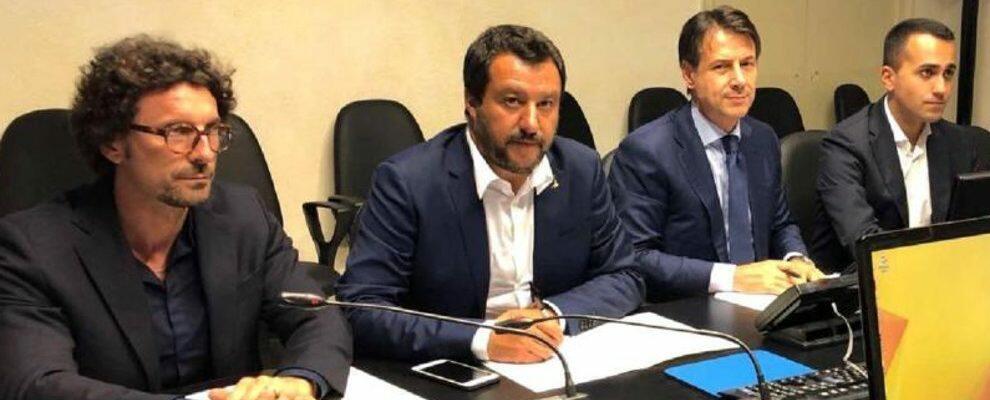 Scoop Ciavula: ecco il decreto per Genova del governo 5Stelle-Lega