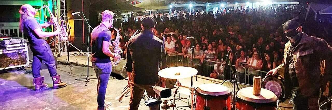 Caulonia, successo per la prima edizione del South Music