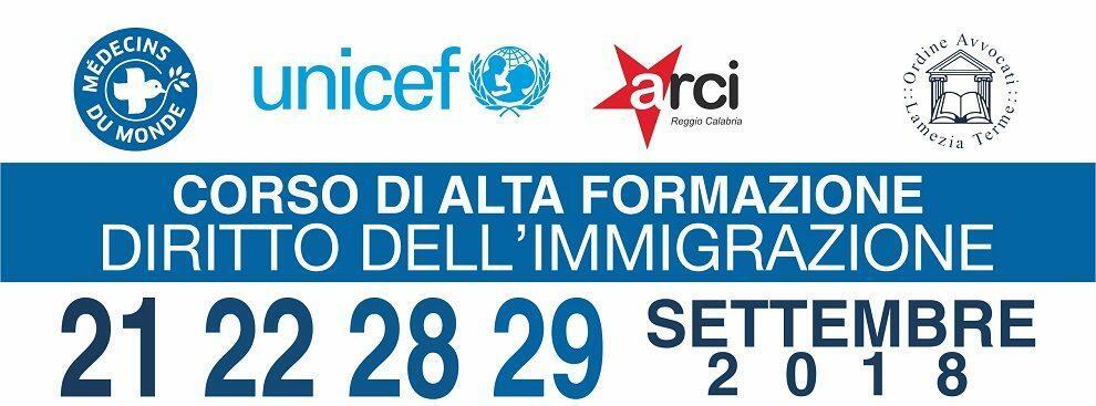 Al via il corso gratuito di alta formazione in diritto dell'immigrazione