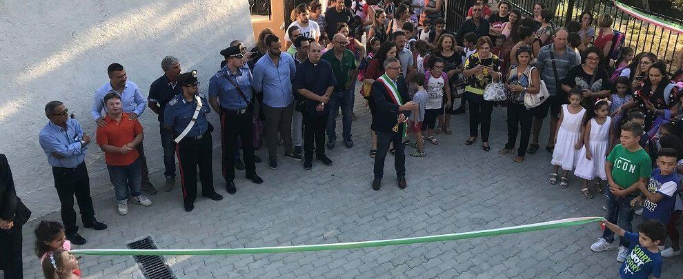 Inaugurato l'Istituto Comprensivo De Amicis-Maresca di Sant'Ilario dello Jonio