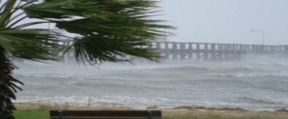Maltempo: Ancora pioggia, temporali e venti al Sud