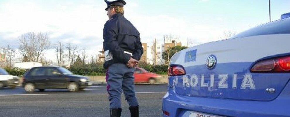 """Polizia, arriva lo """"Street Control"""" nella provincia reggina: numerose multe e sequestri"""
