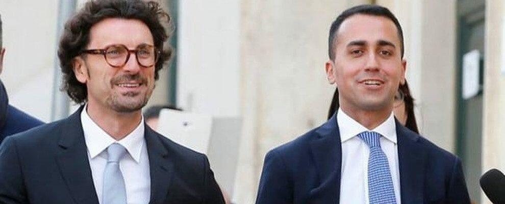 """Esclusivo Ciavula: in anteprima il progetto del futuro ponte Allaro. Toninelli: """"Si potrà anche mangiare e giocare"""""""