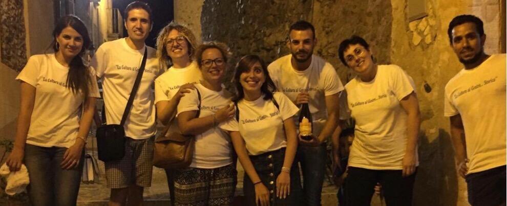 """A Gioiosa Ionica una serata per """"La cultura al centro…storico"""": un progetto che si conclude lanciando nuove proposte"""
