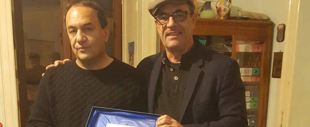 Il cantante Mimmo Cavallaro a difesa di Lucano