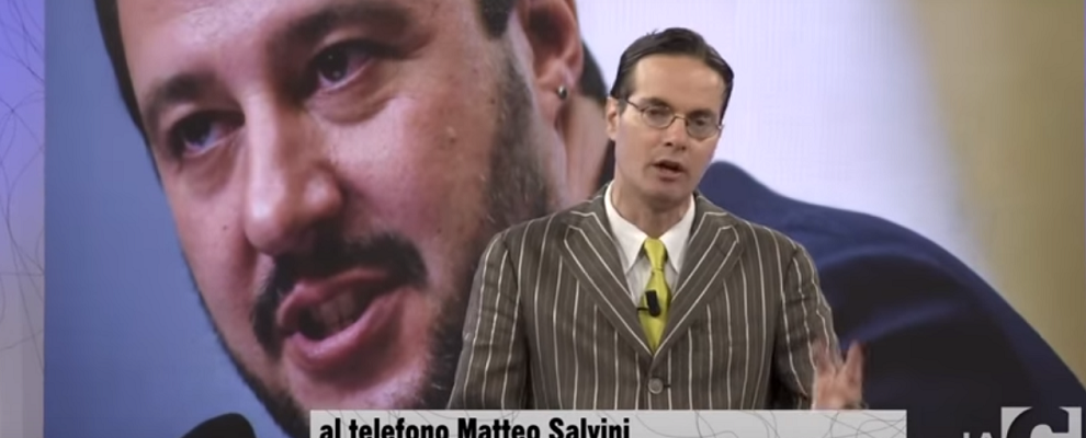 Riace, quando Salvini difendeva il diritto dei sindaci alla disobbedienza civile – video