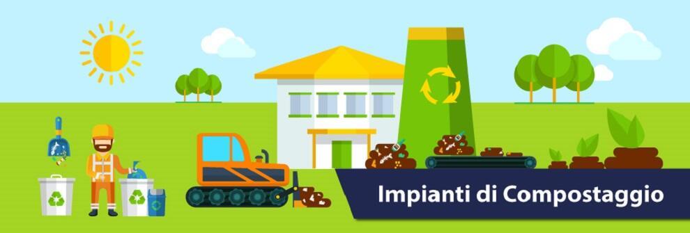 La Regione Calabria stanzia 9,6 milioni di euro per la realizzazione di impianti di compostaggio nei piccoli comuni