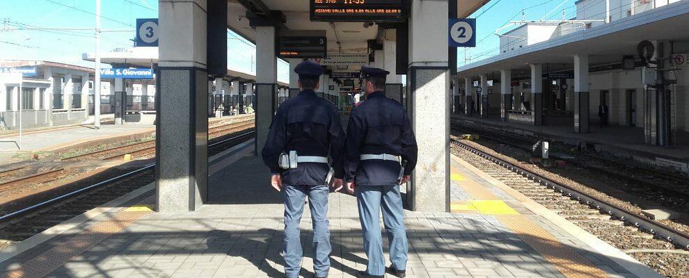 La polizia ferroviaria di Reggio Calabria nella settimana di ferragosto ha effettuato 650 controlli