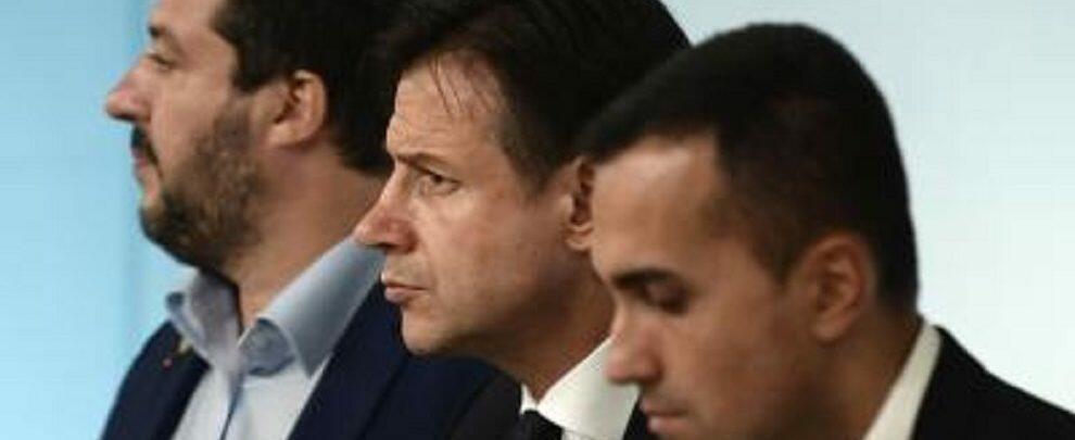 Sondaggio Ipsos: governo gialloverde bocciato dal 60% degli italiani
