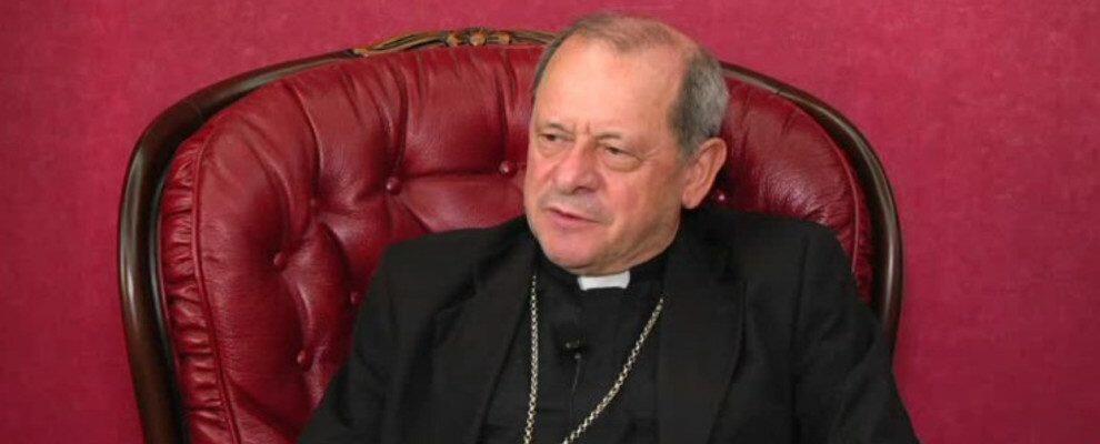 Lettera aperta del vescovo Oliva al consigliere regionale Crinò