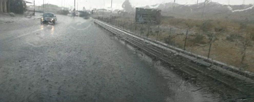 Maltempo, temporali e venti di burrasca anche al Sud. Allerta arancione in Calabria