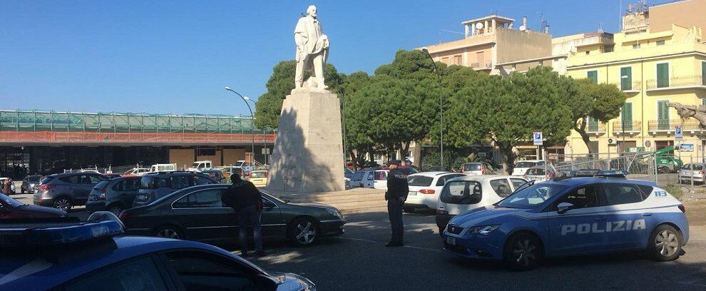 Aggrediscono e rapinano un ragazzo nei pressi della stazione di Reggio Calabria, presi i due aggressori