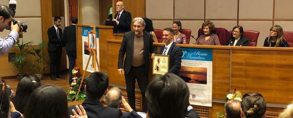 Premio Anassilaos 2018: un giovane cauloniese tra i premiati