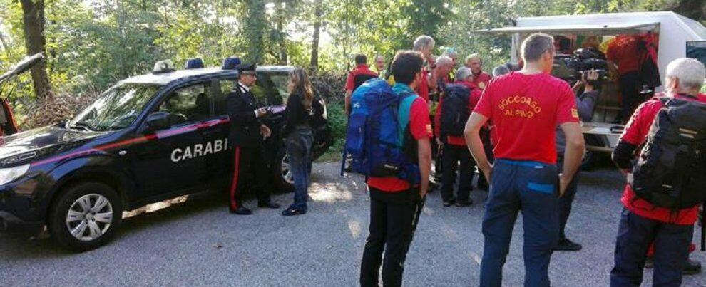 Scomparso un uomo in Sila, carabinieri e vigili del fuoco impegnati nelle ricerche