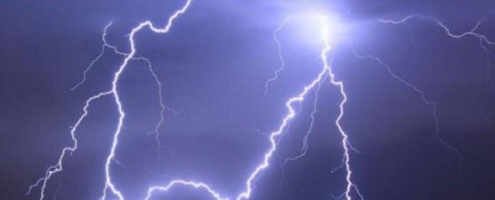 Maltempo: Piogge, temporali e venti fino a burrasca al Centro-Sud