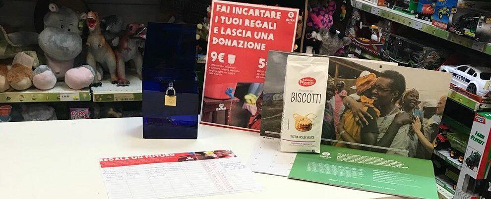 """Al via l'iniziativa Oxfam Italia """"Incarta il presente, regala un futuro"""""""