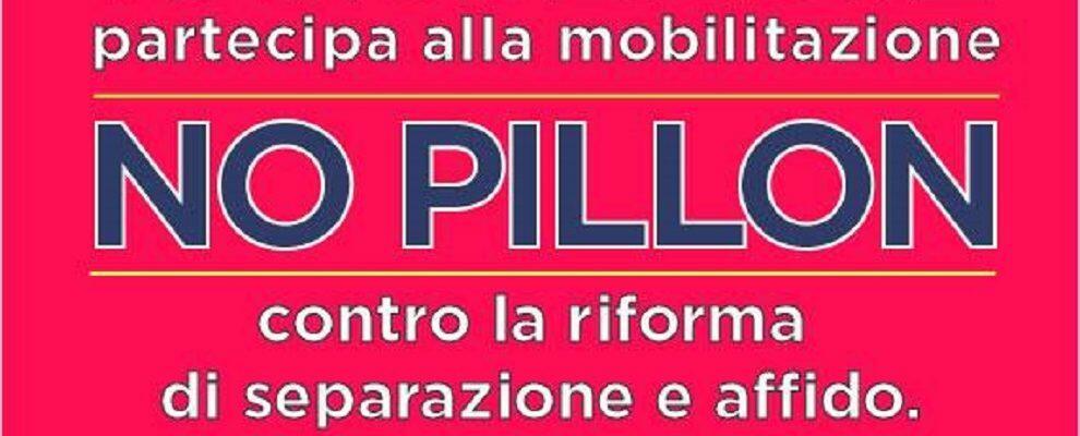 Il 10 novembre presidio a Reggio Calabria per dire no al DDL Pillon