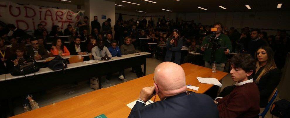 Oliverio incontra gli studenti universitari calabresi