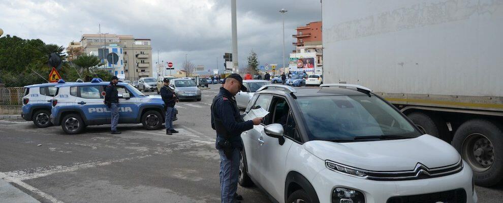 Reggio Calabria: intensificati i controlli della Polizia per le festività natalizie