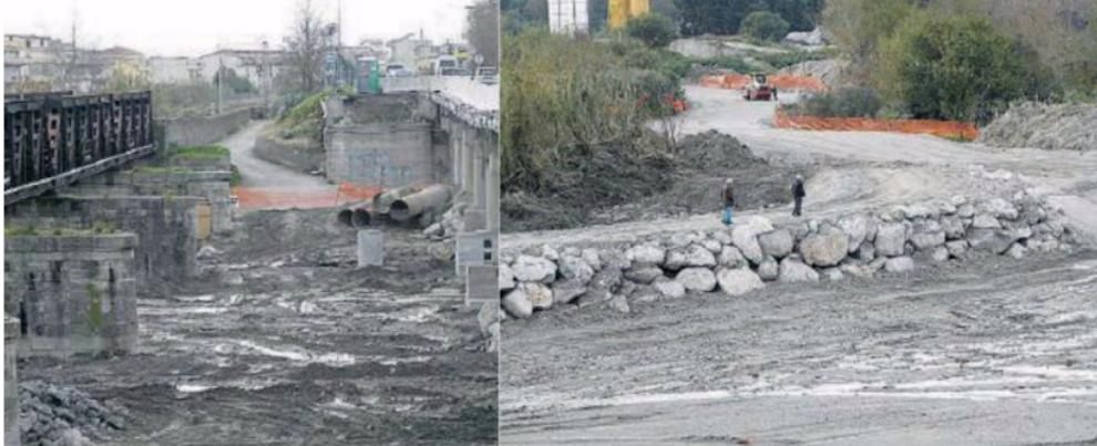 Caulonia, già fermi i lavori sul ponte Allaro