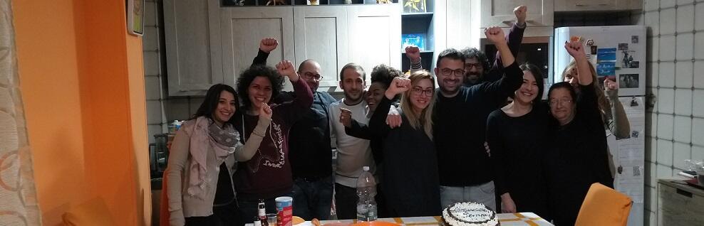 Foto del giorno: Il compleanno antifascista del Direttore di Ciavula