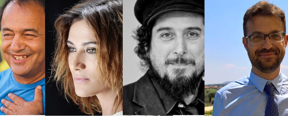 """Domenico Lucano, Anna Foglietta, Vinicio Capossela e Giovanni Maiolo stasera in diretta su """"Propaganda live"""" la7"""