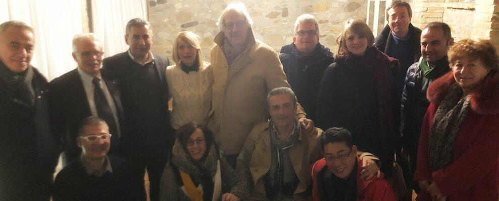 """Operatori turistici giapponesi in visita nella Locride, soddisfazione del GAL """"Terre Locridee"""""""