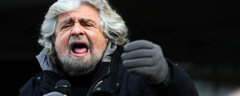 """Beppe Grillo: """"La madre di Matteo Salvini quella sera avrebbe dovuto prendere la pillola"""""""