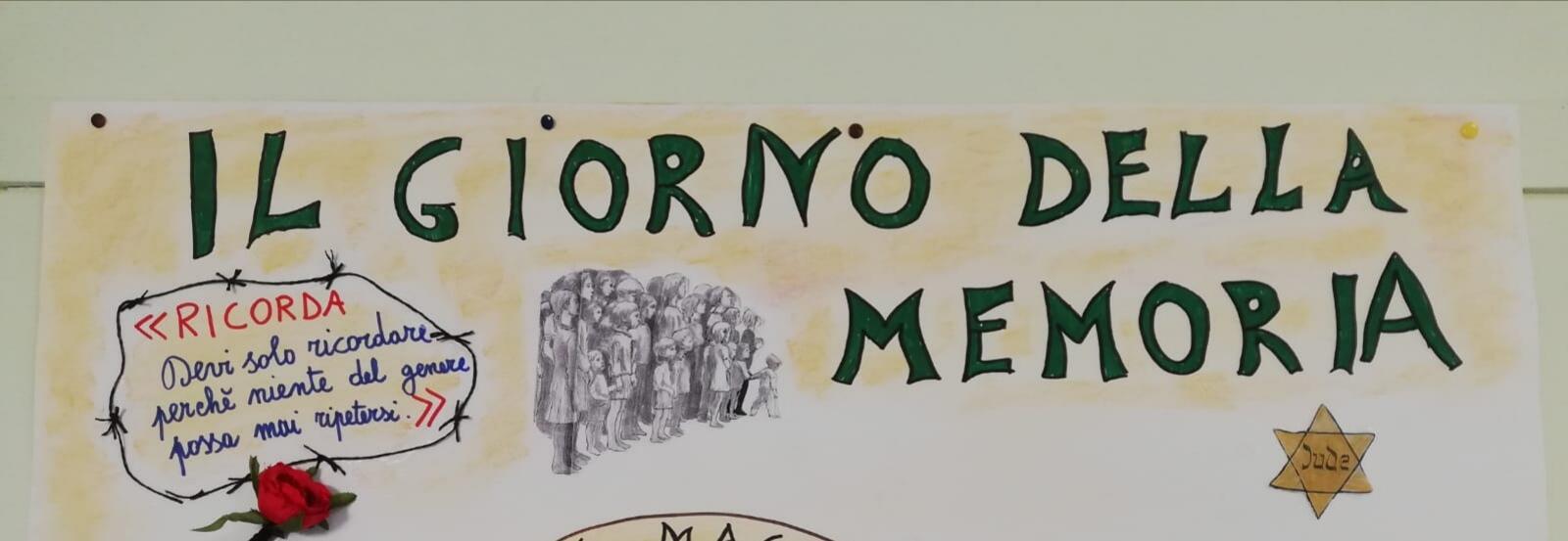 Il Giorno della Memoria per gli alunni della Primaria di Brancaleone-Africo