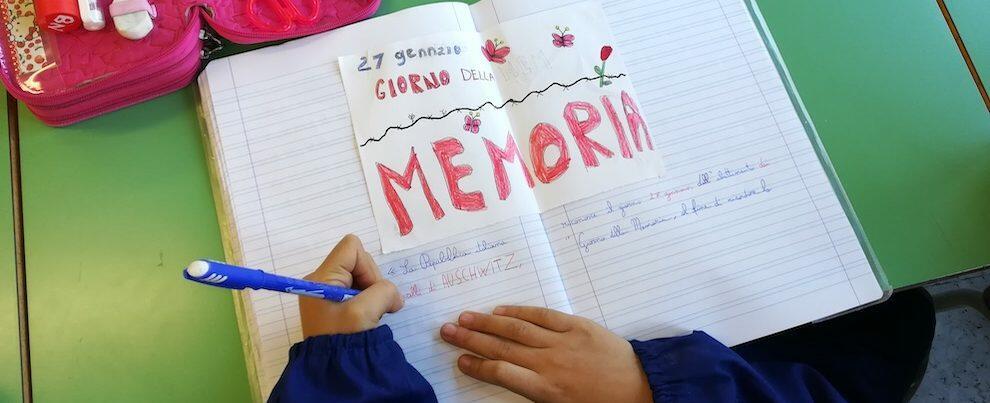 """Giornata della memoria: i lavori degli alunni del plesso """"Nunziata"""" dell'I.C. Gioiosa-Grotteria"""