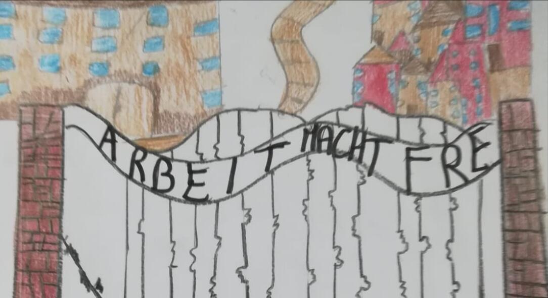 "Primaria Caulonia, 5B: ""Mai più Olocausto"""
