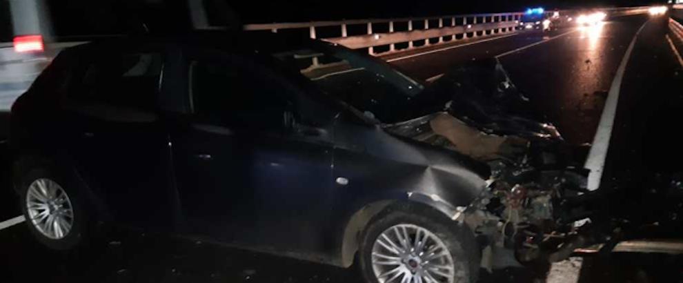 Grave incidente stradale sulla SGC Jonio-Tirreno, i Carabinieri di Gioiosa indagano sulla dinamica