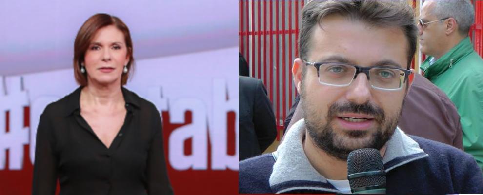 Carta Bianca, il programma di Rai 3 condotto dalla Berlinguer, ha intervistato Giovanni Maiolo (Re.co.sol.)