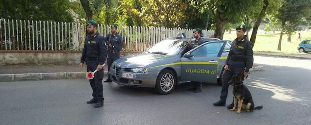 Sorpresi con oltre 5 kg di marijuana, due arresti a Reggio Calabria